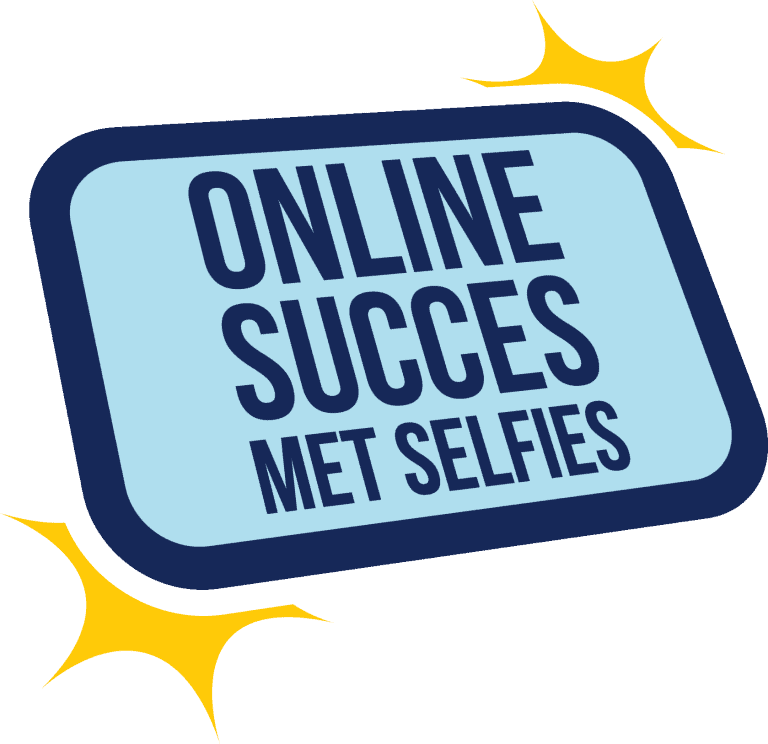 Logo Online Succes met Selfies